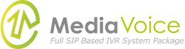MediaVoice Full SIP Based IVR System Package