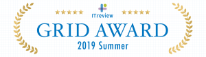 ITreview Grid AWARD 2019 Summer