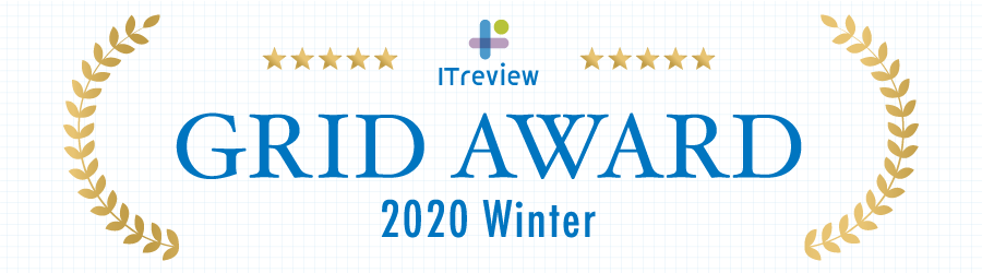 ITreview Grid Award 2020 Winter